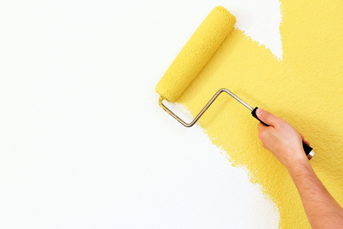 Coats To Paint A House?