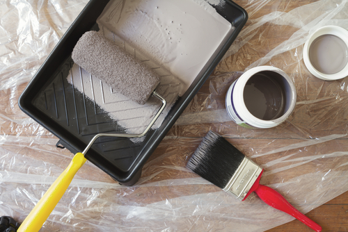 you want to know how to estimate how much paint to buy when painting. Black Bedroom Furniture Sets. Home Design Ideas