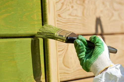 What Is The Best Paint To Paint The Exterior Of A House?