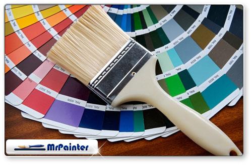 Interior Designer Painting Service