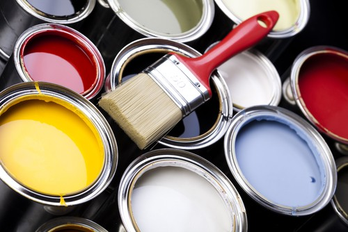 Why a New Coat of Paint Will Make You Happier