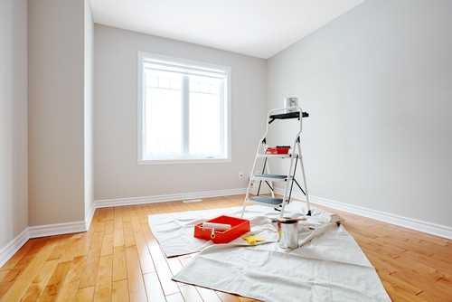 What Is The Fastest Way To Paint A Room?