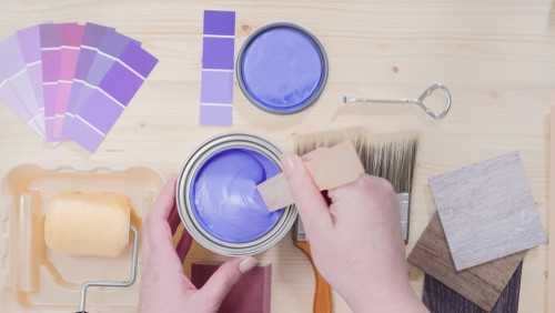 Complete Guide To Painting A Wall